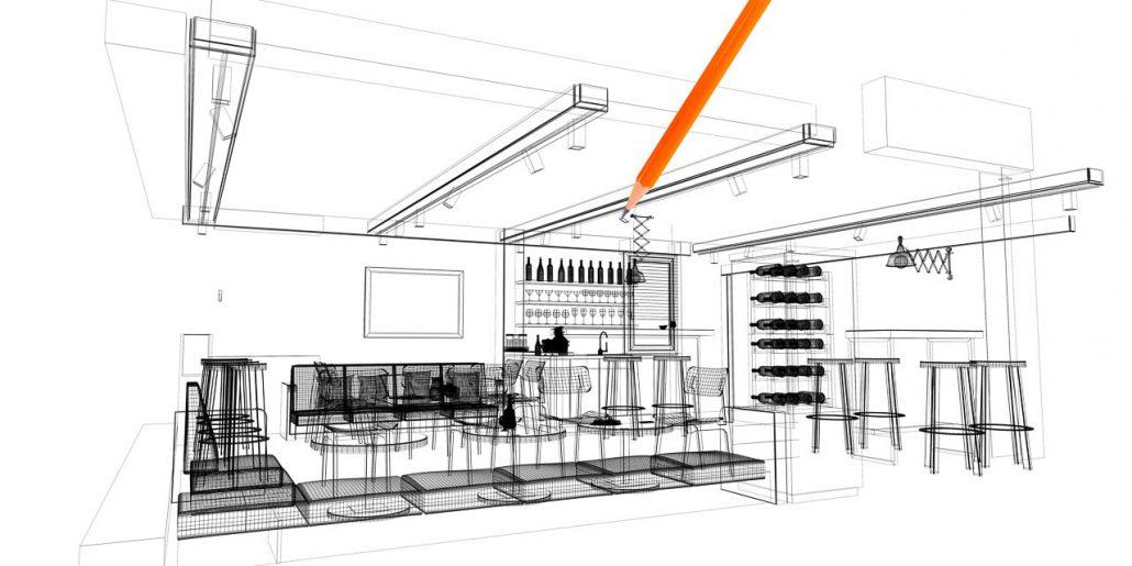 Kaffee kollegen planung und einrichtung for Planung einrichtung